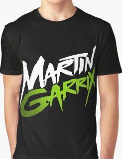 Martin Garrix Green Graphic T-Shirt