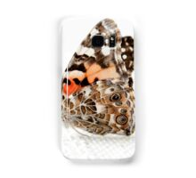 Beautiful Painted Lady Butterfly  Samsung Galaxy Case/Skin