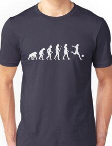 Womens Soccer Evolution Shirt Unisex T-Shirt