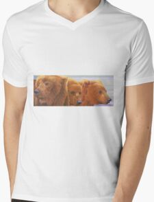 Alaska coming 2 Mens V-Neck T-Shirt