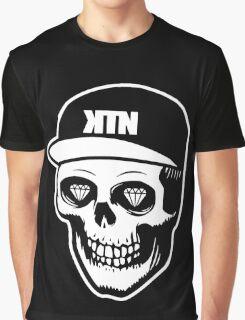 Kill The Noise - Skull logo Graphic T-Shirt