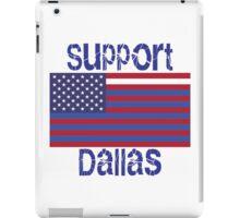 Support Dallas iPad Case/Skin