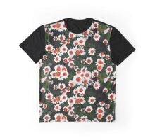 Wild Daisy Watercolour [2nd Edition] Graphic T-Shirt