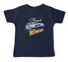 The Angels Have the Delorean Baby Tee