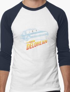 The Angels Have the Delorean Men's Baseball ¾ T-Shirt