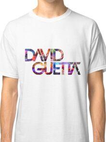 David Guetta Montage Classic T-Shirt