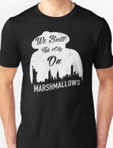 Marshmallow City  Unisex T-Shirt