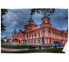 Belfast City Hall 2 Poster