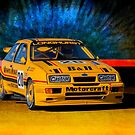 Tony Longhurst Sierra by Stuart Row