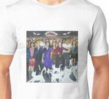 Monster crowd Unisex T-Shirt