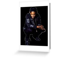 Fredo In The Cut Greeting Card