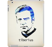 Icons - Captain Kirk iPad Case/Skin