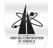 The Very Big Corporation Of America Poster