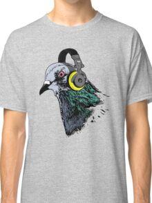 Techno Pigeon v2 Classic T-Shirt