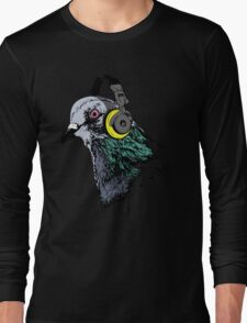 Techno Pigeon v2 Long Sleeve T-Shirt