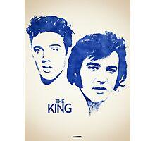 Icons - Elvis Presley Photographic Print