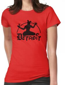 Spirit of Mickey Womens Fitted T-Shirt