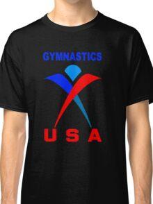 Team USA Gymnastic Olympics Classic T-Shirt