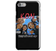 K-On - Straight Outta Sakura High iPhone Case/Skin