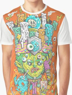 THE DIVINER Graphic T-Shirt