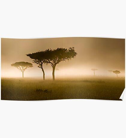 Masai Mara #2 Poster