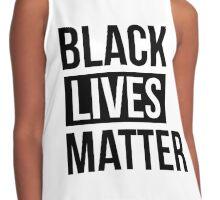 Black Lives Matter Contrast Tank