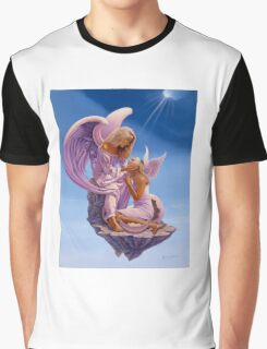 Birth of an Angel Graphic T-Shirt