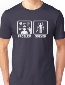 Fishing Funny Stressed Out Unisex T-Shirt