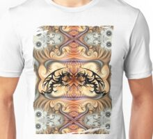 Dragon Spirals and tribal tattoo Dragons Tee Unisex T-Shirt