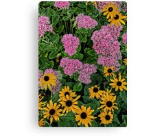 -The Color of Fall Canvas Print