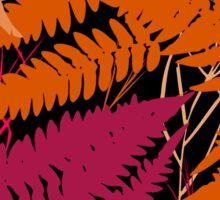Plant Polypodióphyta Sticker
