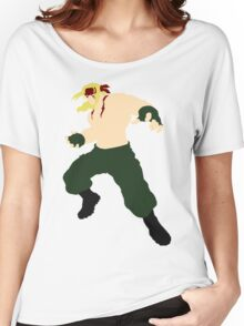 Minimalist Alex (Street Fighter Three) Women's Relaxed Fit T-Shirt