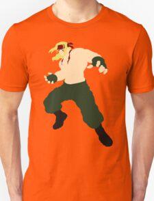 Minimalist Alex (Street Fighter Three) Unisex T-Shirt