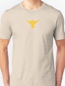 Pokemon Go - Team Instinct (Light) Unisex T-Shirt