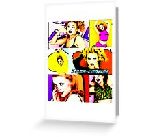Confide In Me Greeting Card
