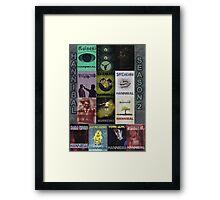 Hannibal - Season 2 Posterwall Framed Print