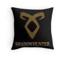 Shadowhunter  Throw Pillow