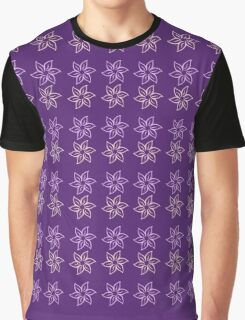 Sophie Floral Pattern Graphic T-Shirt