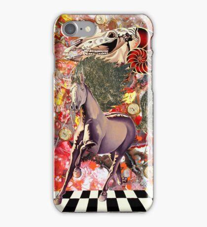 Equine Evolution iPhone Case/Skin