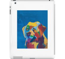'Dog' by Zoe Nankivell (2016) iPad Case/Skin