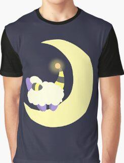 Moon Mareep Graphic T-Shirt