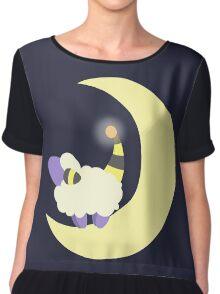 Moon Mareep Chiffon Top
