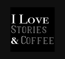 Stories and Coffee Unisex T-Shirt