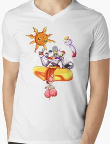 support trainer Mens V-Neck T-Shirt