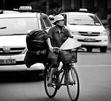 Traffic ... Ho Chi Minh City , Vietnam ... #04 by Malcolm Heberle