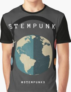 Podcast Planets Graphic T-Shirt