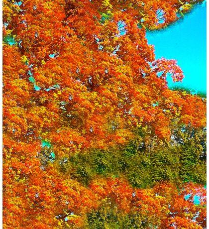 Autumn Impressions #2 Sticker