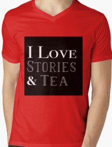 Stories and Tea T-Shirt
