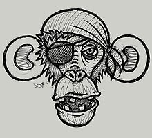 Primateyyy by Brett Gilbert
