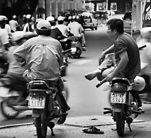 Time Out ... Ho Chi Minh City ... Vietnam by Malcolm Heberle